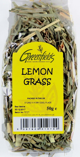 Picture of Greenfields Dried Lemon Grass Tea 50g
