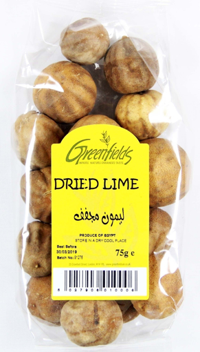 Picture of Greenfields Dried Lime 75g