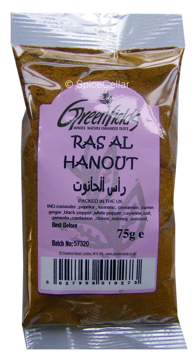 Picture of Greenfields Ras el Hanout 75g