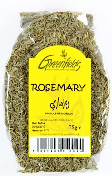 Picture of Greenfields Rosemary 75g