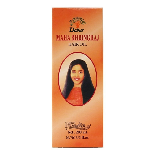 Picture of Dabur Maha Bhringraj Hair Oil 200ml