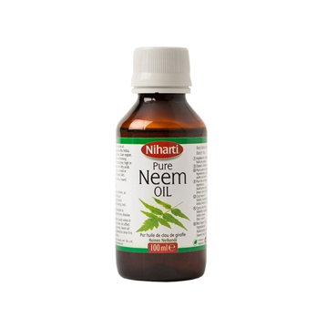 Picture of Niharti Pure Neem Oil 100ml