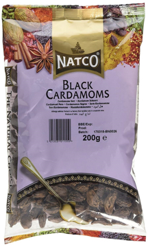 Picture of Natco Black Cardamom 200g