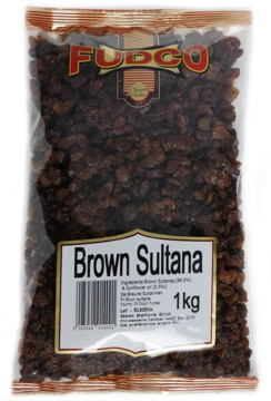 Picture of Fudco Brown Sultana 1Kg