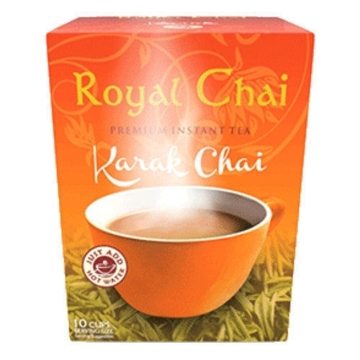 Picture of Royal Chai Premium Instant Tea Karak Chai (unsweet) 180g