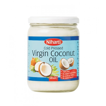 Picture of Niharti Virgin Coconut Oil 500ml