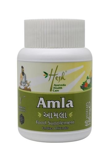 Picture of Hesh Organic Amla Capsules 60