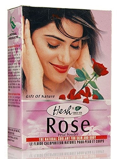 Picture of Hesh Rose Petal Powder 50g