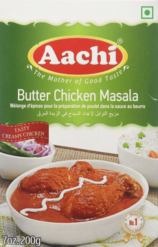 Picture of Aachi Butter Chicken Masala 200g