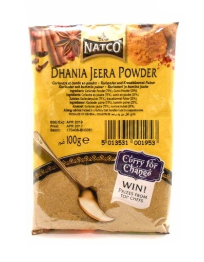 Picture of Natco Dhania Jeera Powder 100g