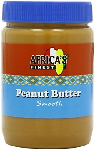 Picture of African's Finest Peanut Butter Smooth 500g