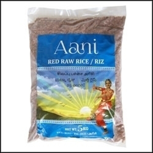 Picture of Aani Red Raw Rice 5Kg