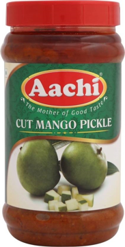 Picture of Aachi Cut Mango Pickle 375g