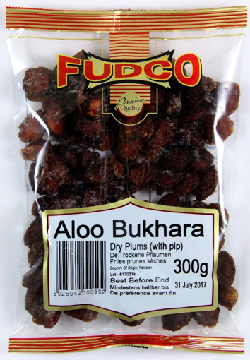 Picture of Fudco Aloo Bukhara Dry Plums (With pip) 300g