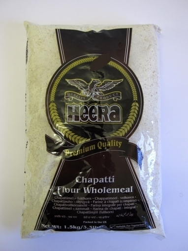 Picture of Heera Chapatti Flour Wholemeal 1.5Kg