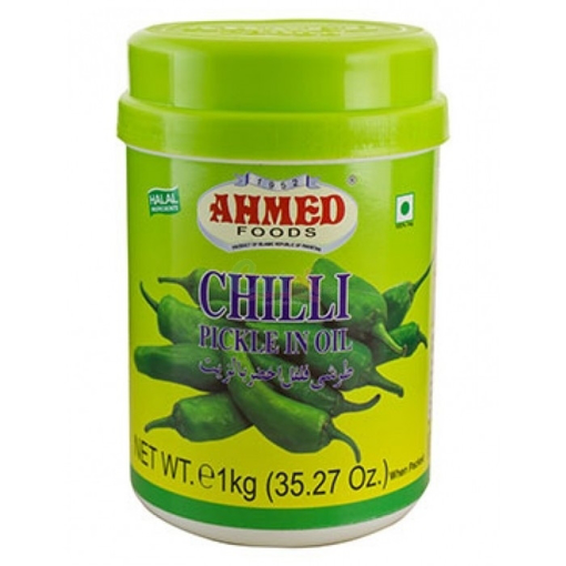 Ahmed Chilli Pickle In Oil 1Kg
