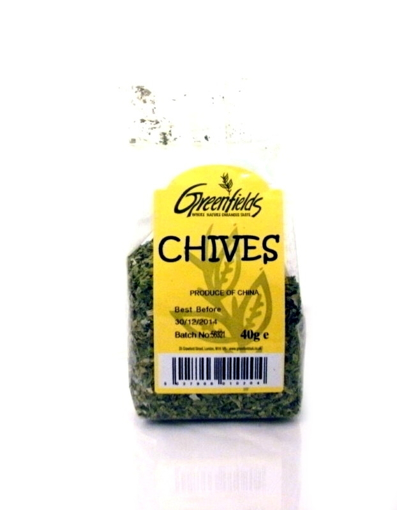 Greenfields Chives 40g