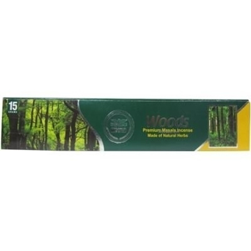 Heera Woods Premium Incense Sticks 15g