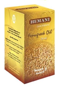 Picture of Hemani Fenugreek oil 30ml