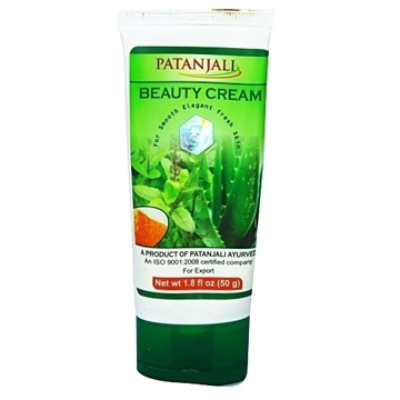 Patanjali Ayurved Beauty Cream 50g