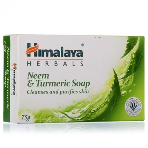 Picture of Himalaya Neem & Turmeric Protecting Soap 75g