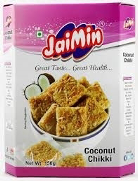 Picture of Jaimin Coconut Chikki 150g