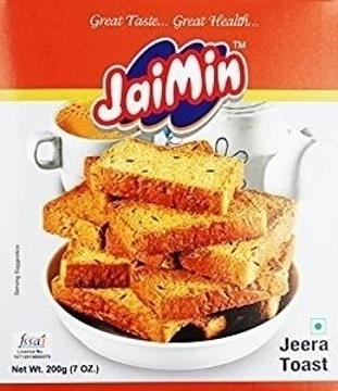 Picture of Jaimin Jeera Toast 200g