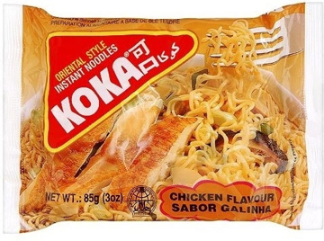 Picture of Koka Noodle Chicken 85g