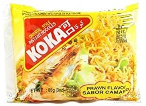 Picture of Koka Noodle Prawn Flavour 85g