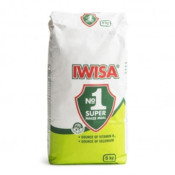 Iwisa No1 Maize Meal 5Kg