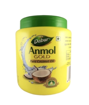 Dabur Anmol Gold Pure Coconut Oil 500ml