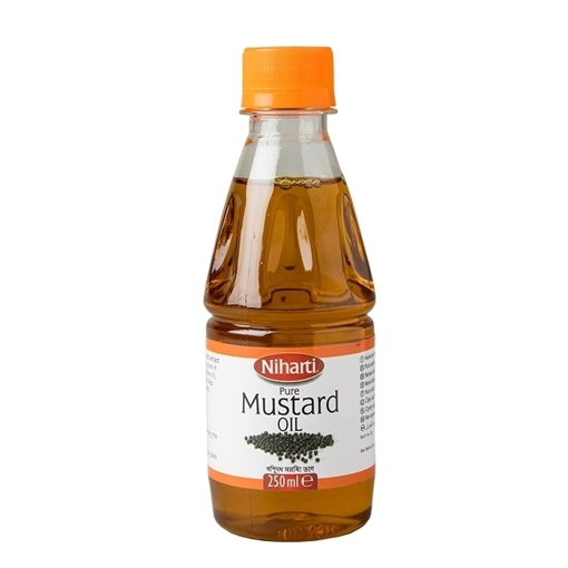 Niharti Pure Mustard Oil 250ml