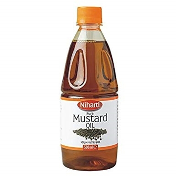 Niharti Pure Mustard Oil 500ml £2.49 PMP