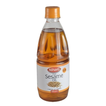 Niharti Pure Sesame Oil 500ml