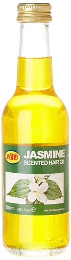Picture of KTC Jasmin Hair Oil Scented  250ml