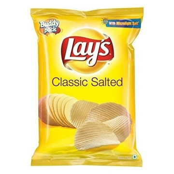 Lay's Classic Salted Chips 52g
