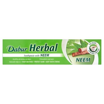 Dabur Neem Herbal Toothpaste 100ml