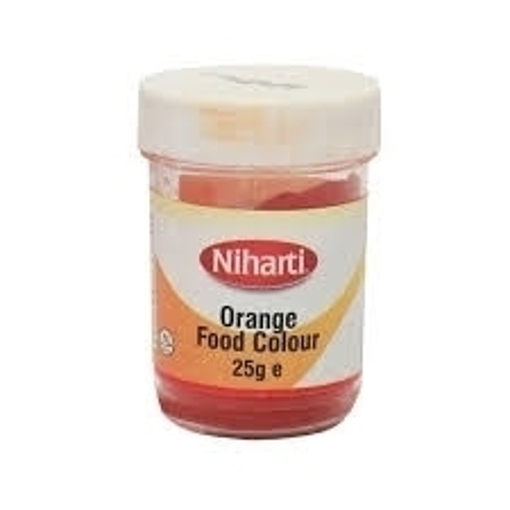 Picture of Niharti Orange Food Colour 25g