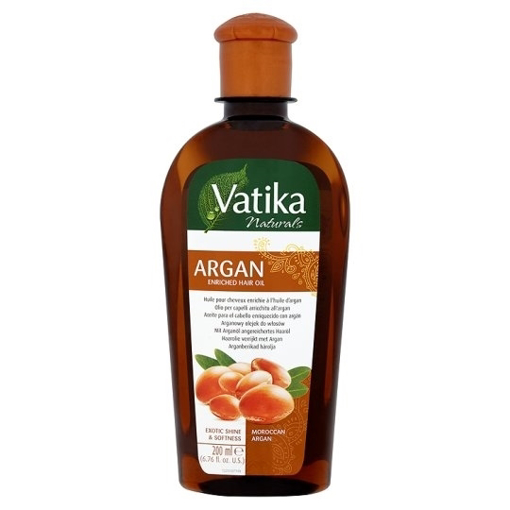 Picture of Vatika Argan Enriched Hair Oil 200ml