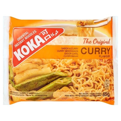 Picture of Koka Instant Noodles Curry 85g