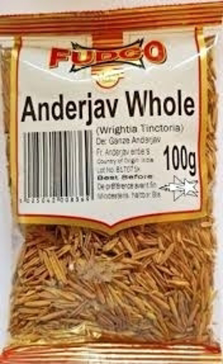 Picture of Fudco Anderjav Whole (Wrightia Tinctoria) 100g
