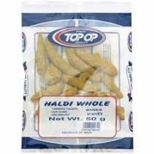 Picture of Top-Op Haldi Whole 50g