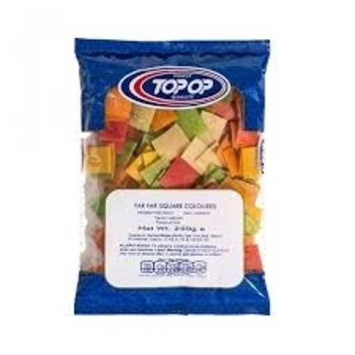Picture of Top-Op Far Far Square Coloured 250g