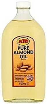 Picture of KTC Almond Oil 500ml