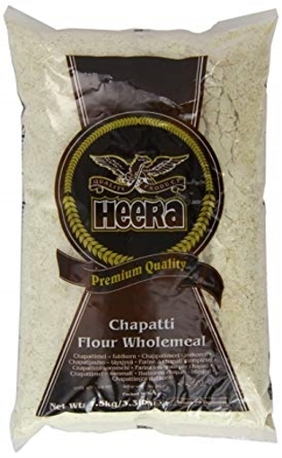Picture of Heera Chapatti Flour Brown 1.5Kg