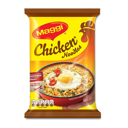 Picture of Maggi Chicken Noodle 75g