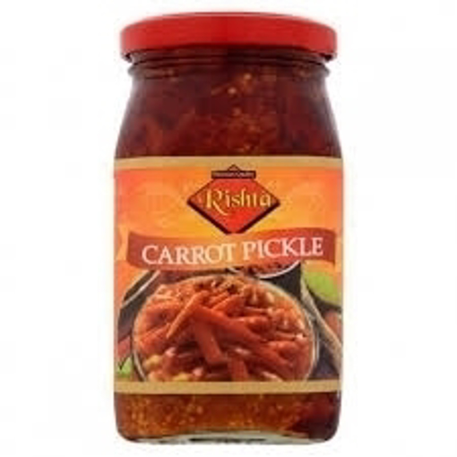 Picture of Rishta Carrot Pickle 400g