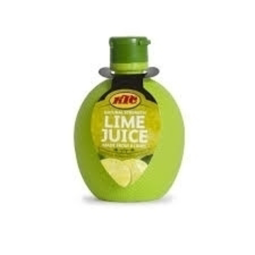 Picture of KTC Lime Juice 250ml