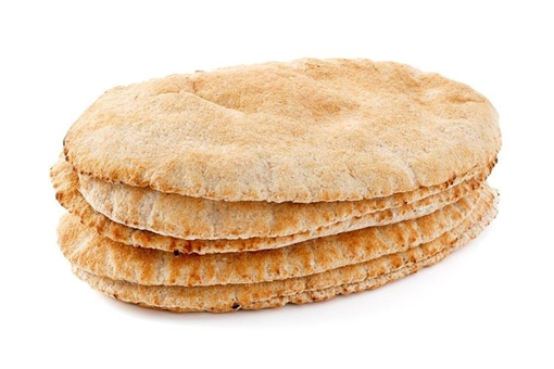Picture of Sounas Wholemeal Pittas 6 PK