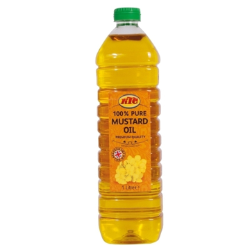 Picture of KTC Edible Mustard Oil 1L